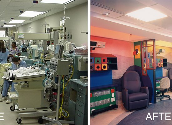 Parkland Hospital Neo-Natal Intensive Care Unit Remodel