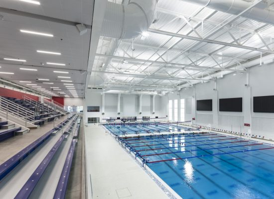 Robson and Lindley Aquatic Center