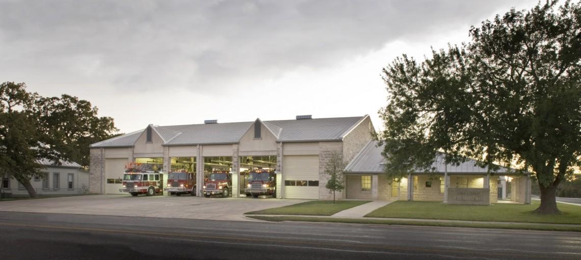 Boerne Central Fire Station