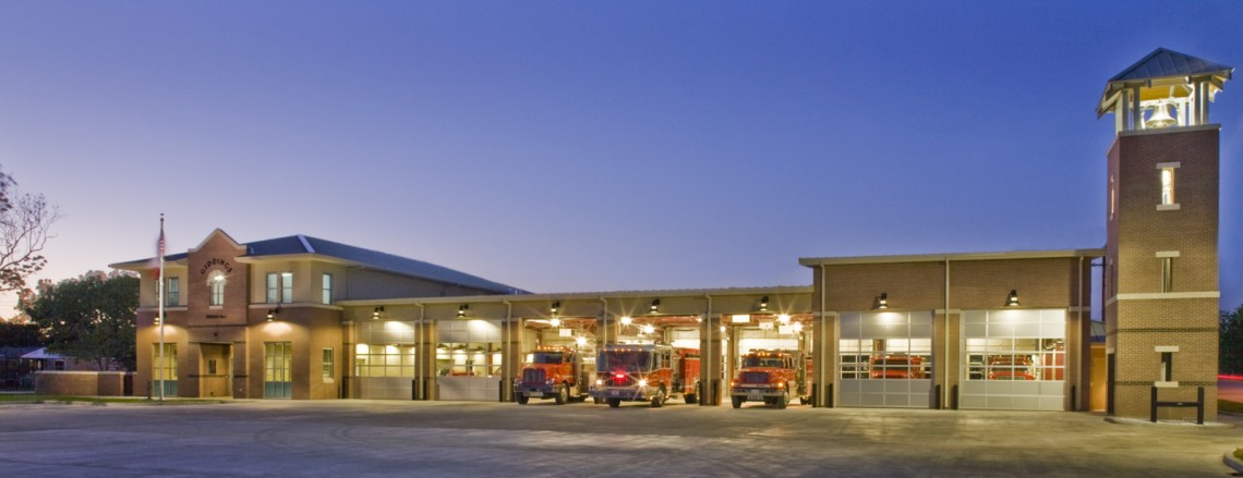 Giddings Volunteer Fire Department Station No. 1