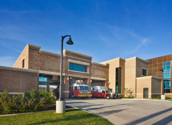 City of Hurst Fire Station No. 2