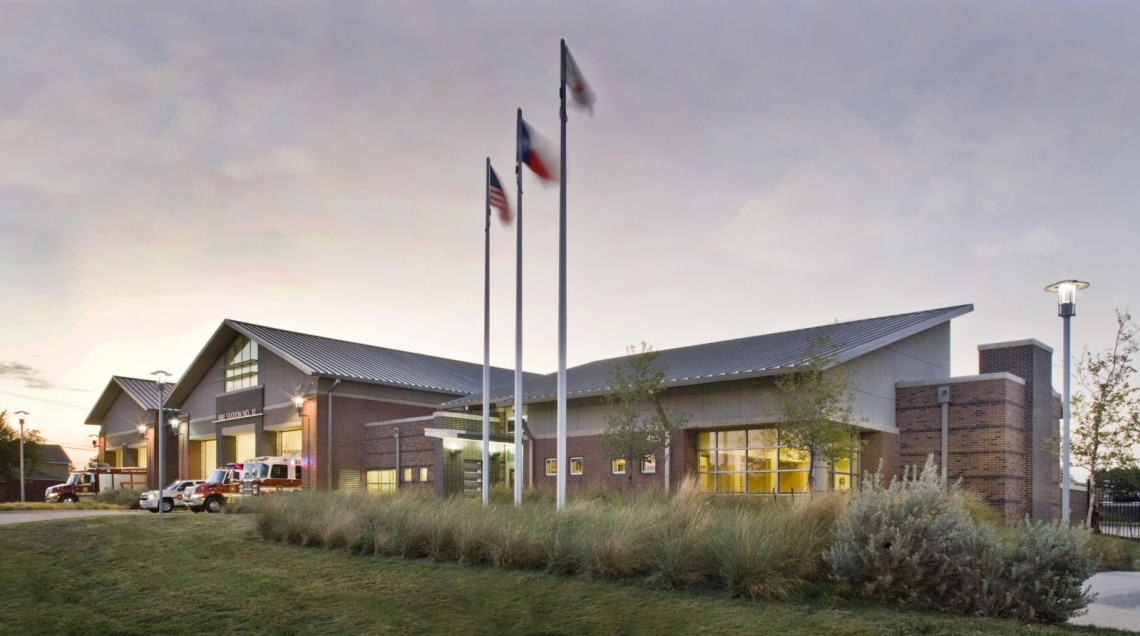 City of Plano Fire Station No. 12