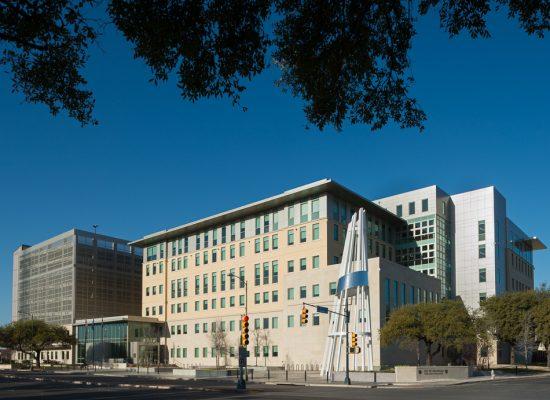 City of San Antonio Public Safety Headquarters