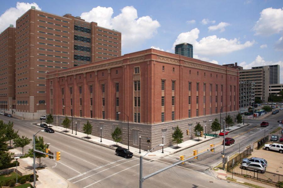 Tarrant County Jail – Brinkley Sargent Wiginton Architects