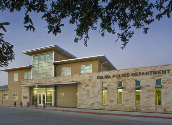 Selma Police Station