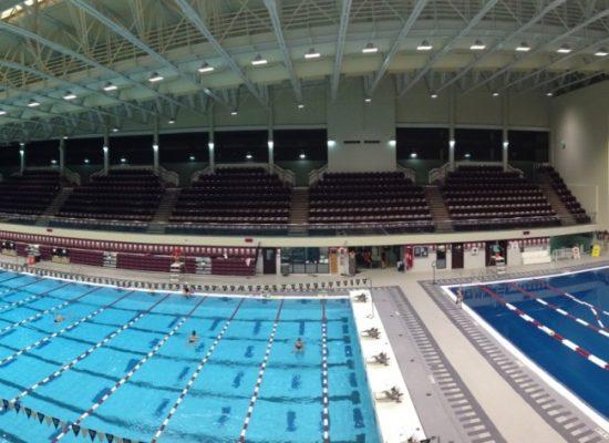 Texas A&M Aquatic Study