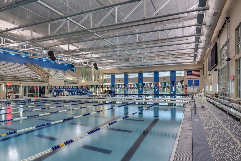 Mitch Park Ymca Brinkley Sargent Wiginton Architects