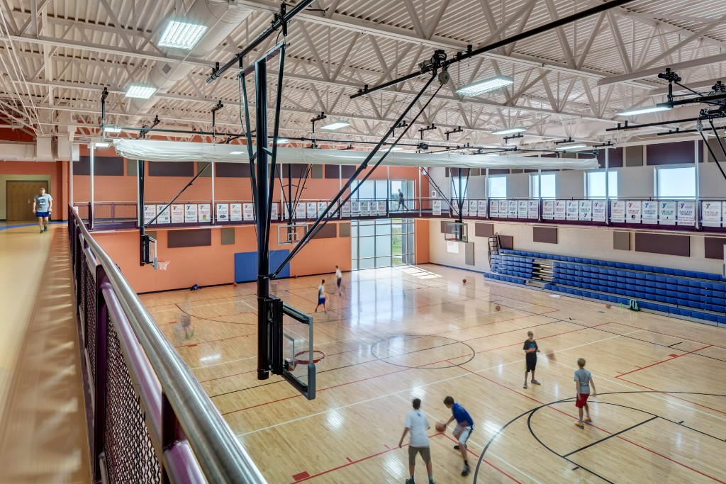 Mitch park ymca brinkley sargent wiginton architects Interior designers edmond ok